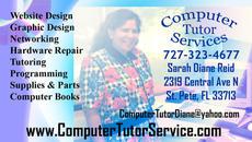 Computer Tutor Services