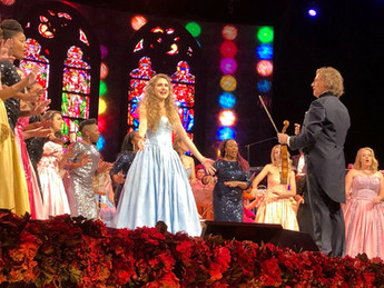 André Rieu Christmas Concerts 2019