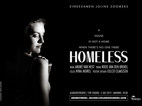 HOMELESS: End presentation Conservatory Tilburg