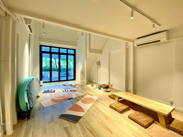 Indoor Space ~700 sqft
