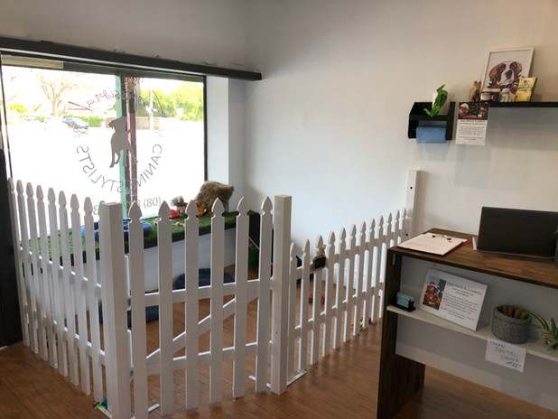 Our beautiful playpen