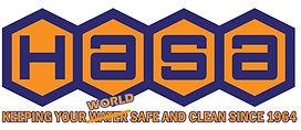 HASA Chlorine Acid Algaecide No More Problems Yellow Treat
