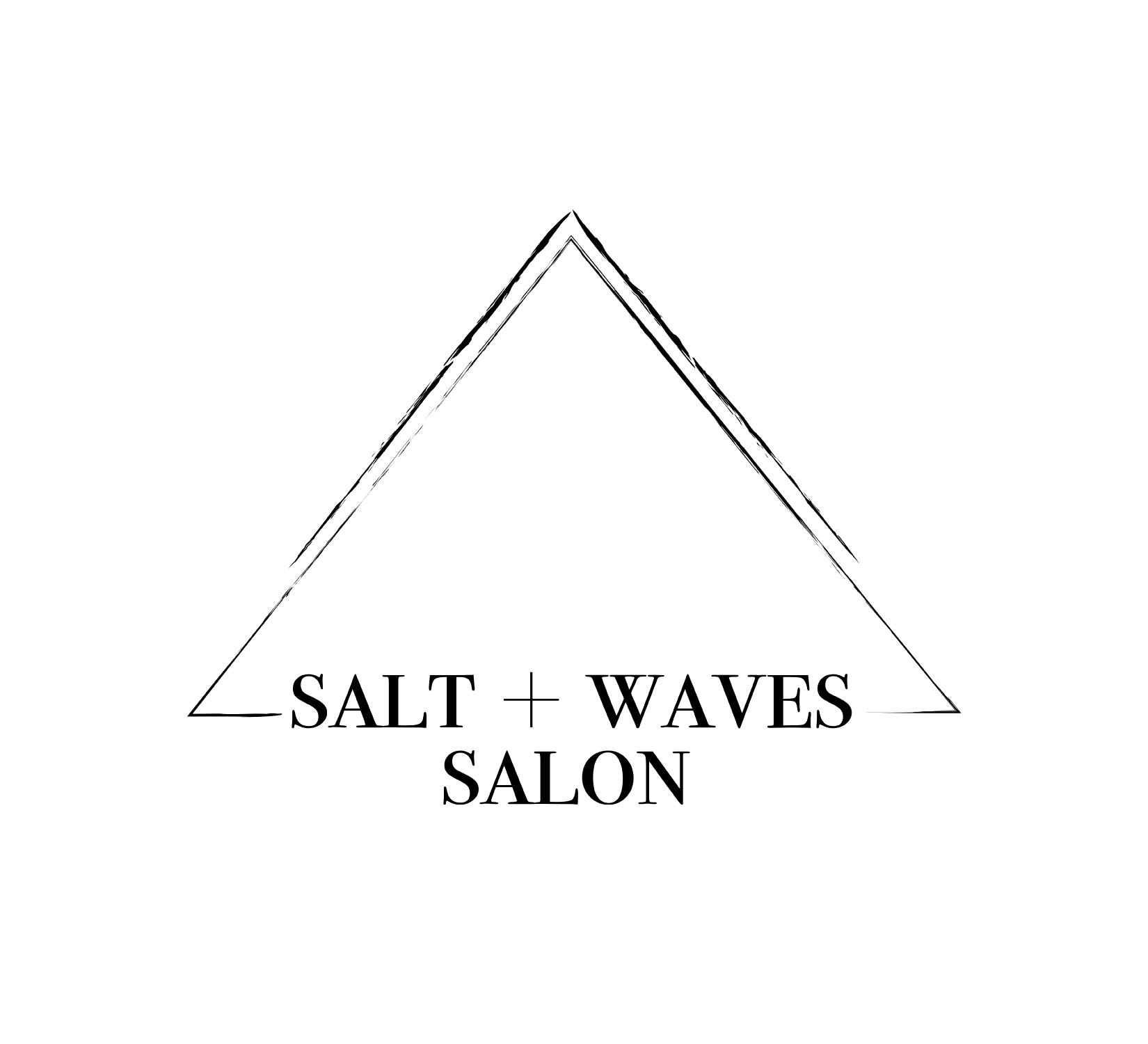 salt + waves logo