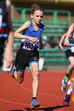 Athletics 800m