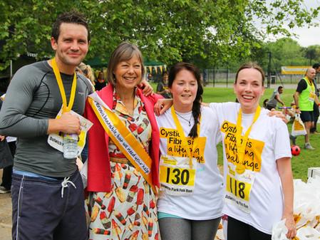 Cystic Fibrosis Trust - Dulwich Park Fun Run