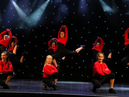 Dance Show - Potters
