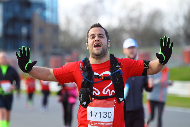 BHF 10k/Half Marathon