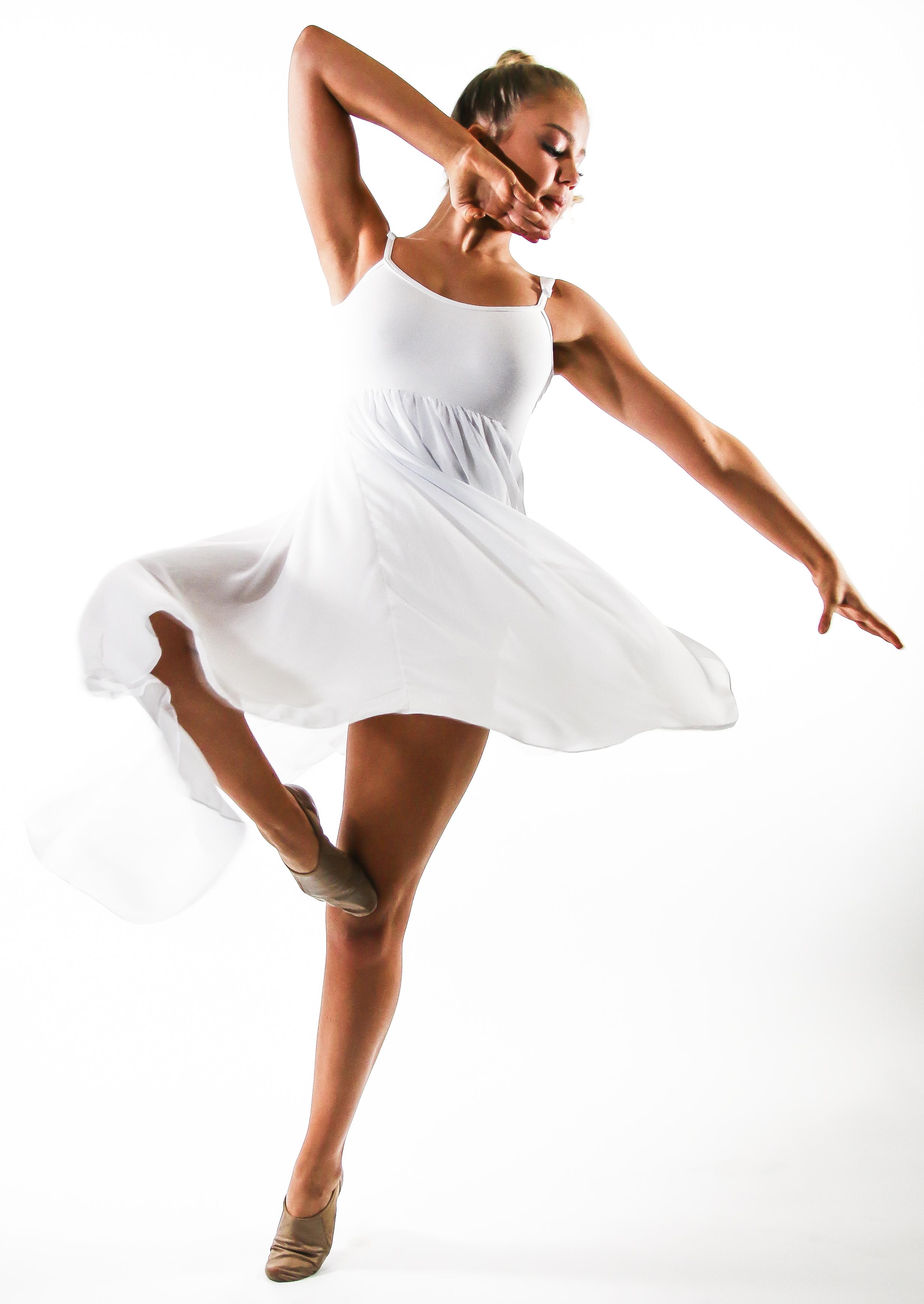 modem dance photography