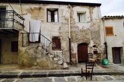 Sicily - old house (still occupied)