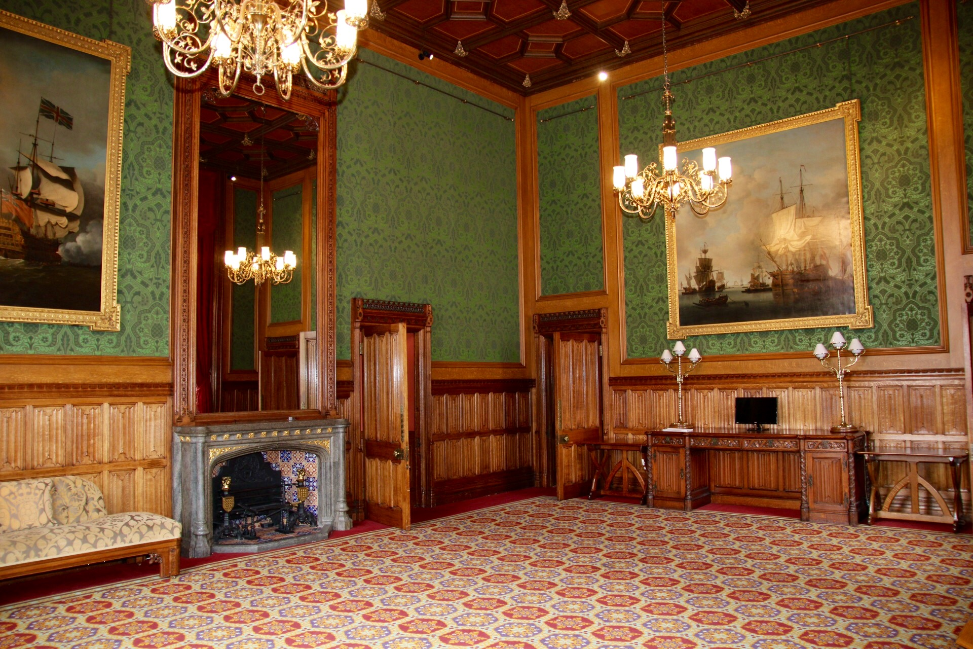 House of Lords, Westminster