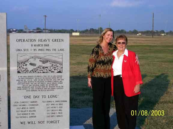 Paula Dee Shannon-Tole and Ann Holland
