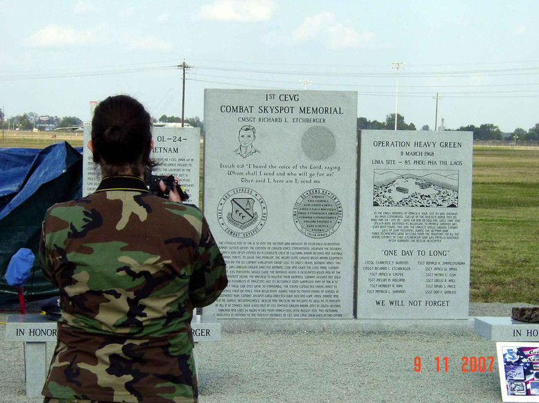 BAFB Photographer Just uncovered the Monument