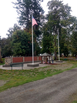 Memorial and Wall of Honor