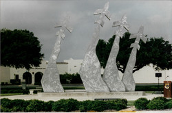 Missing Man Monument