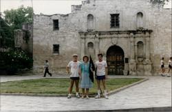 Rick, Ann, John Holland