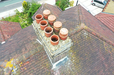Drone Roof Inpections