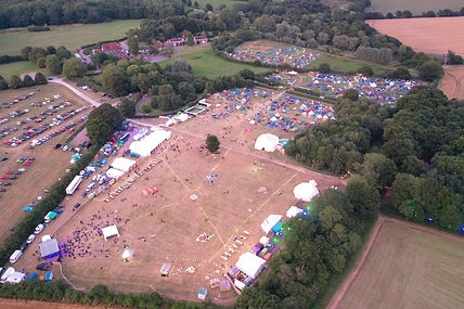 Festival Drone Photography