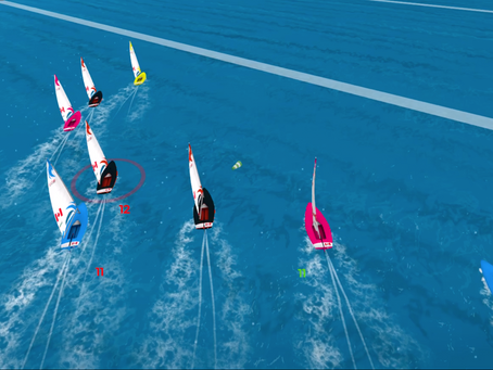 SSC VirtualRegatta Inshore Series Update
