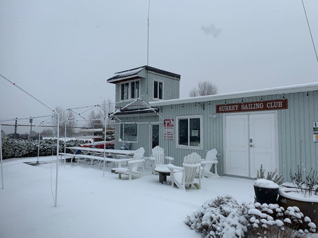 Snowy Weekend at SSC