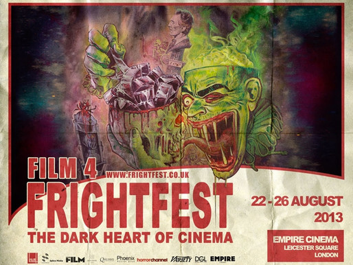 [Fright Fest Special] The Shorts at Fright Fest