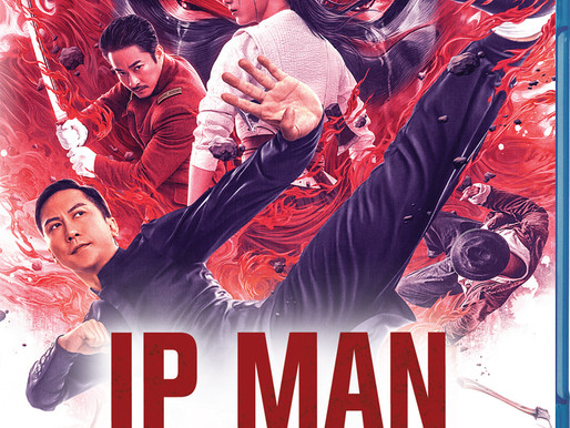 IP Man Kung-Fu Master UK Release Announced.