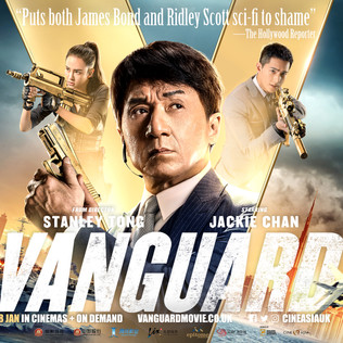 Jackie Chan back in Action in Vanguard - Trailer