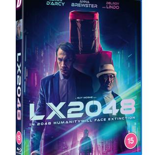 Trailer for Sci-Fi Dystopian Drama 'LX2048'
