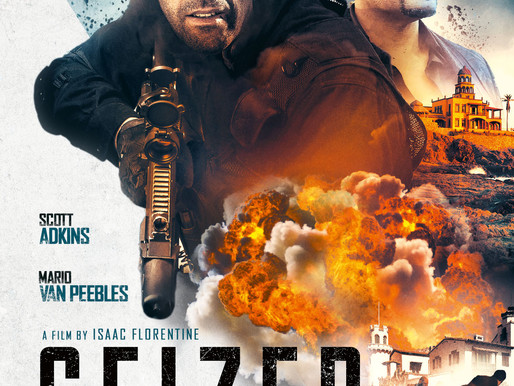 Seized - Scott Adkins Gets Personal with latest film