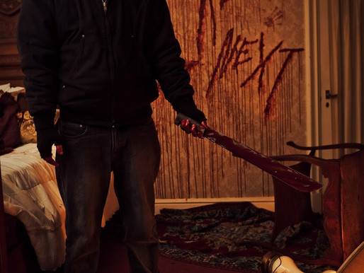 [Fright Fest Special] Review You're Next - London Preview