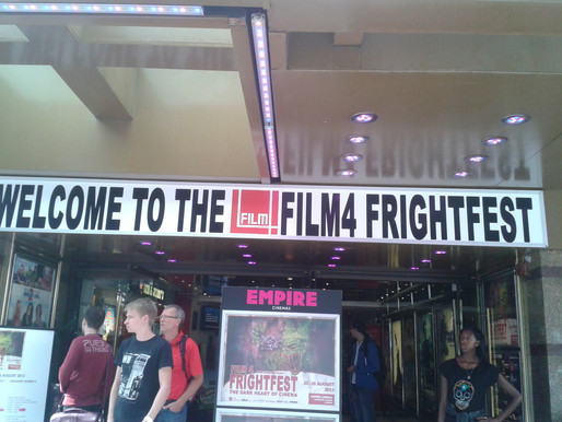 Film 4 Fright Fest 2013 - Day 1 Thursday 22nd August