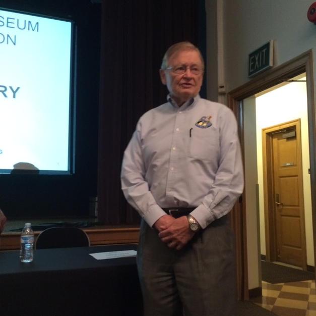 Stan Barauskas Presentation at Fullerton Library
