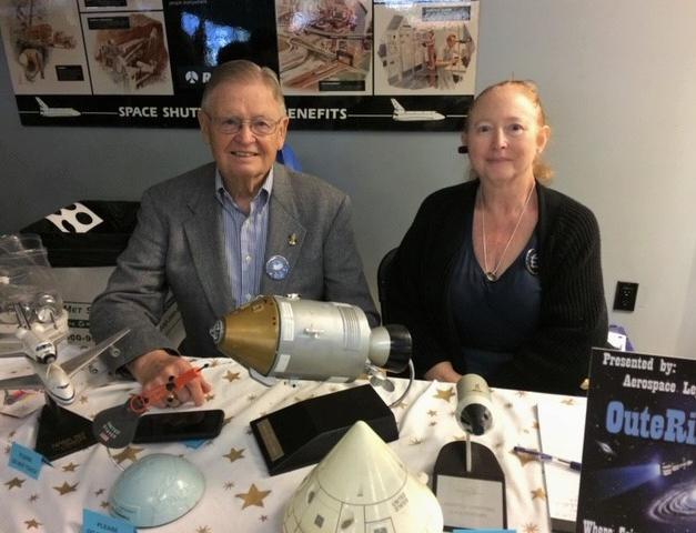 Stan Barauskas & Arlene Busby at CMSC ST