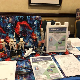 ALF Fan Table Display at Loscon 2018.jpg