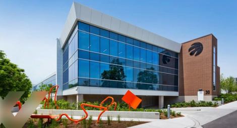 OVO Athletic Centre Installation