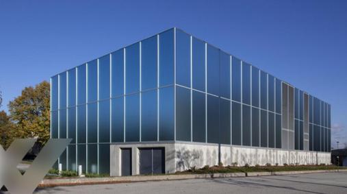 Maurice Richard Arena Installation