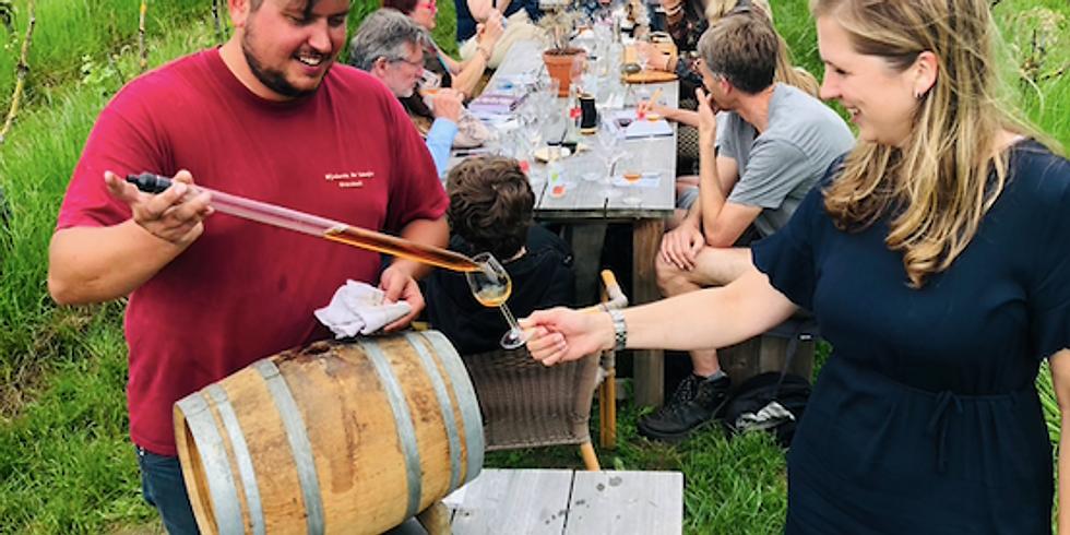 Wijnfeesten Jubileum Wijnproeverij 2021