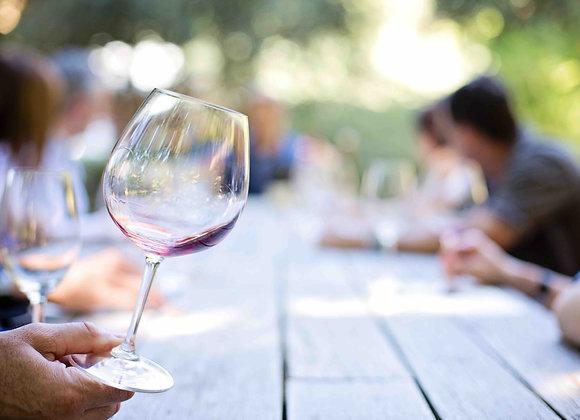 Grote Maar Toch Kleine Wijntuinen Wijnproeverij
