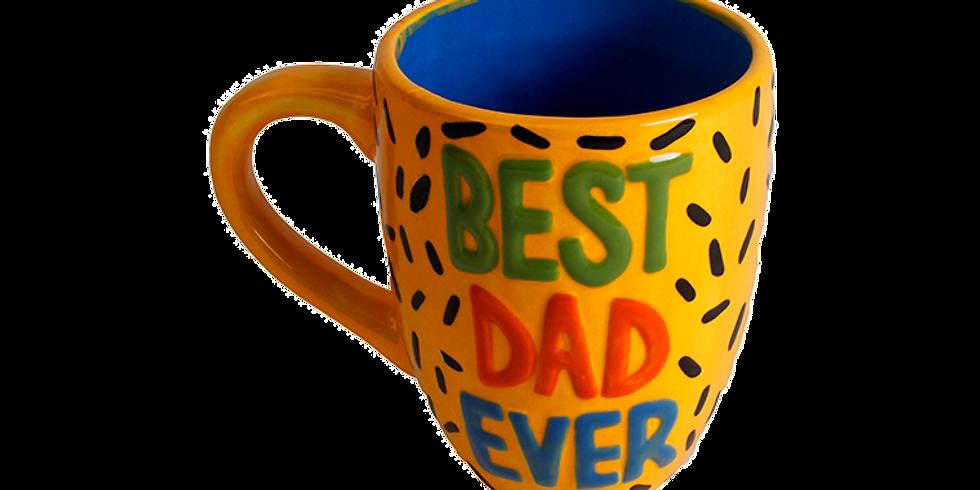 Best Dad Ever Mug Kit
