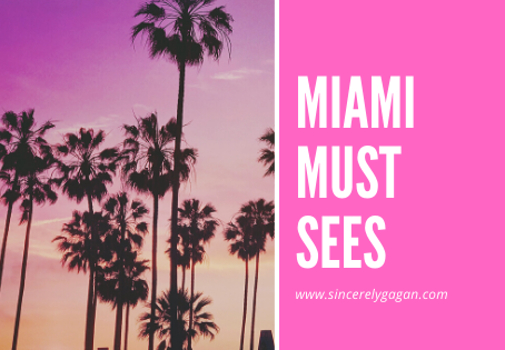 Top 5 Miami Must-Sees