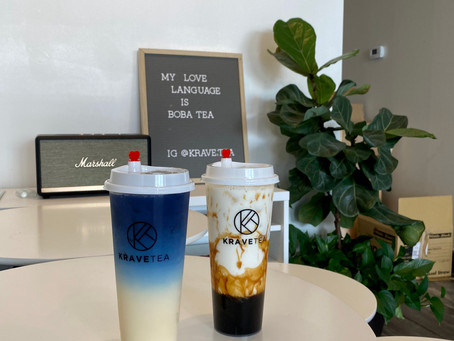 Top 5 Boba Spots near Orlando