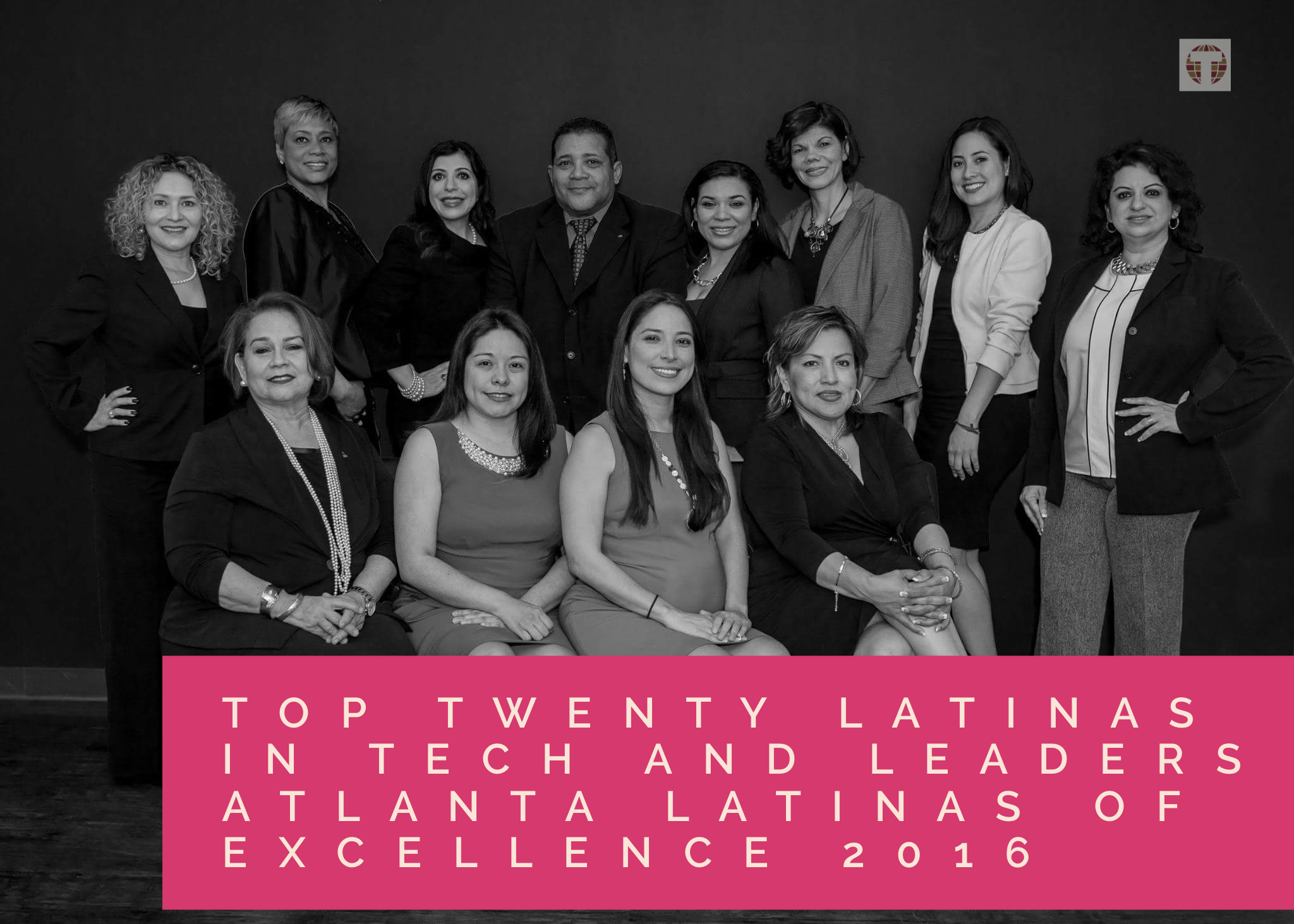 TechLatino Latinas of Excellence awa