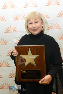 Broadcast Legend, Christina Saralegui