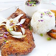 Filete de Pollo Empanizo