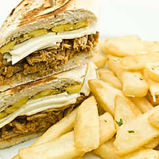 Ropa Vieja Sandwiche