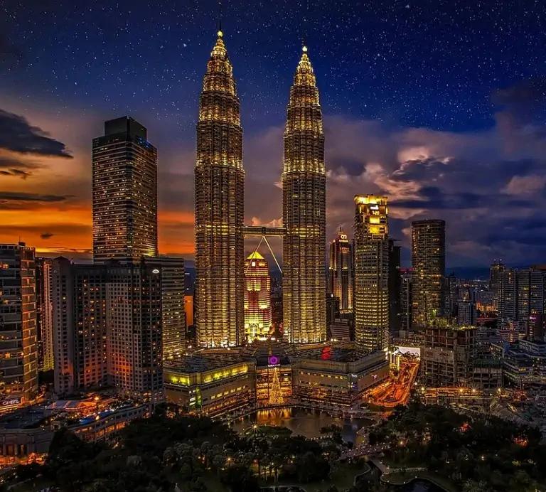 kuala lampur twins malaysia travel coronavirus