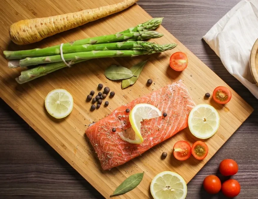 easy and quick pan sheet salmon recipe