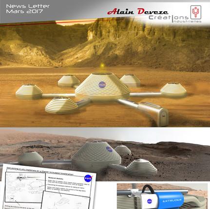 NASA contest
