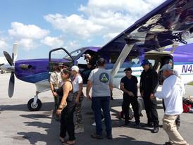 Ayuda hamanitaria a las Bahamas