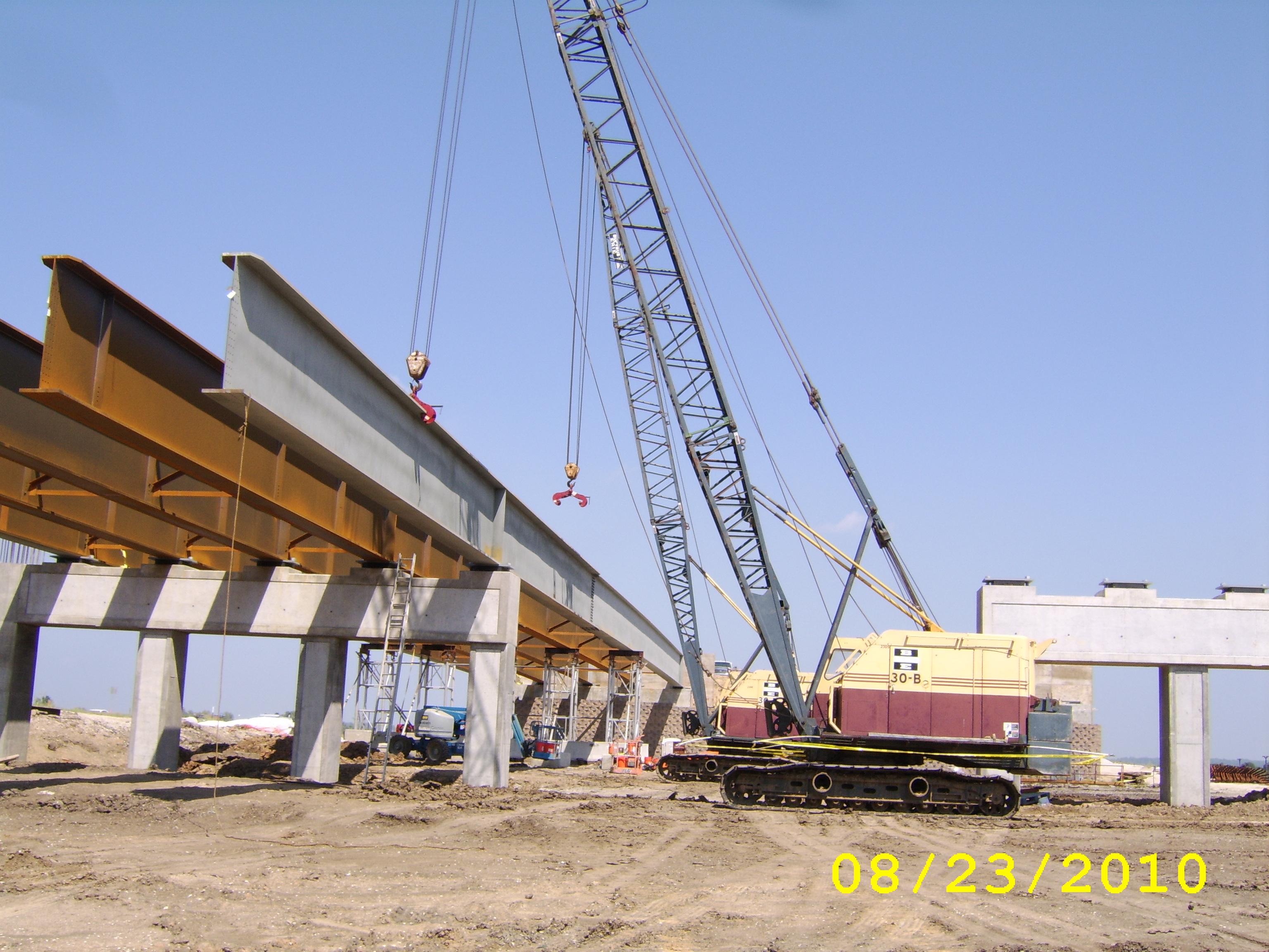 Center Beam Bridge KDOT K7-11