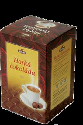 Horká čokoláda 250g porcovaná KAVOVINY a.s.